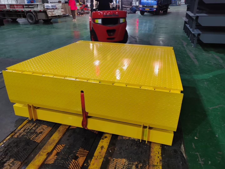 南通月台升降平台可搭配不同尺寸车厢