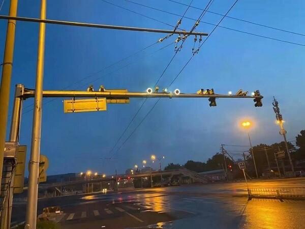 """告别""""光污染"""" 天地伟业赋能首都交通智慧管理"""