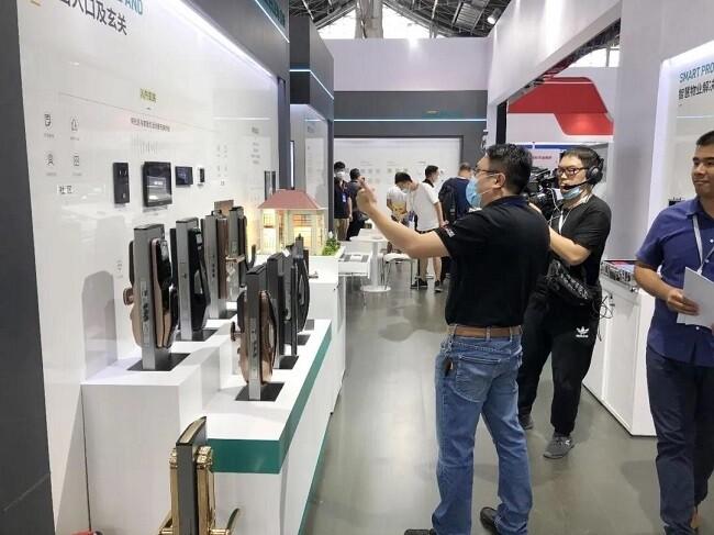 立林亮相第20届华北社会公共安全产品博览会 现场精彩纷呈