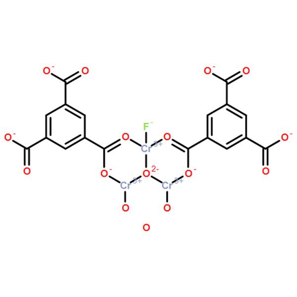 HOF-4,HOF-5氢键有机骨架材料