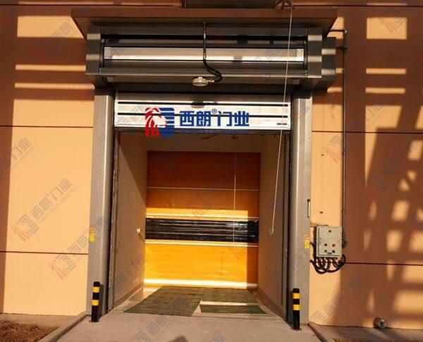 南京联动互锁快速卷帘门之间距离要求
